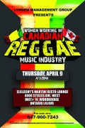 Canadian Reggae Networking Event