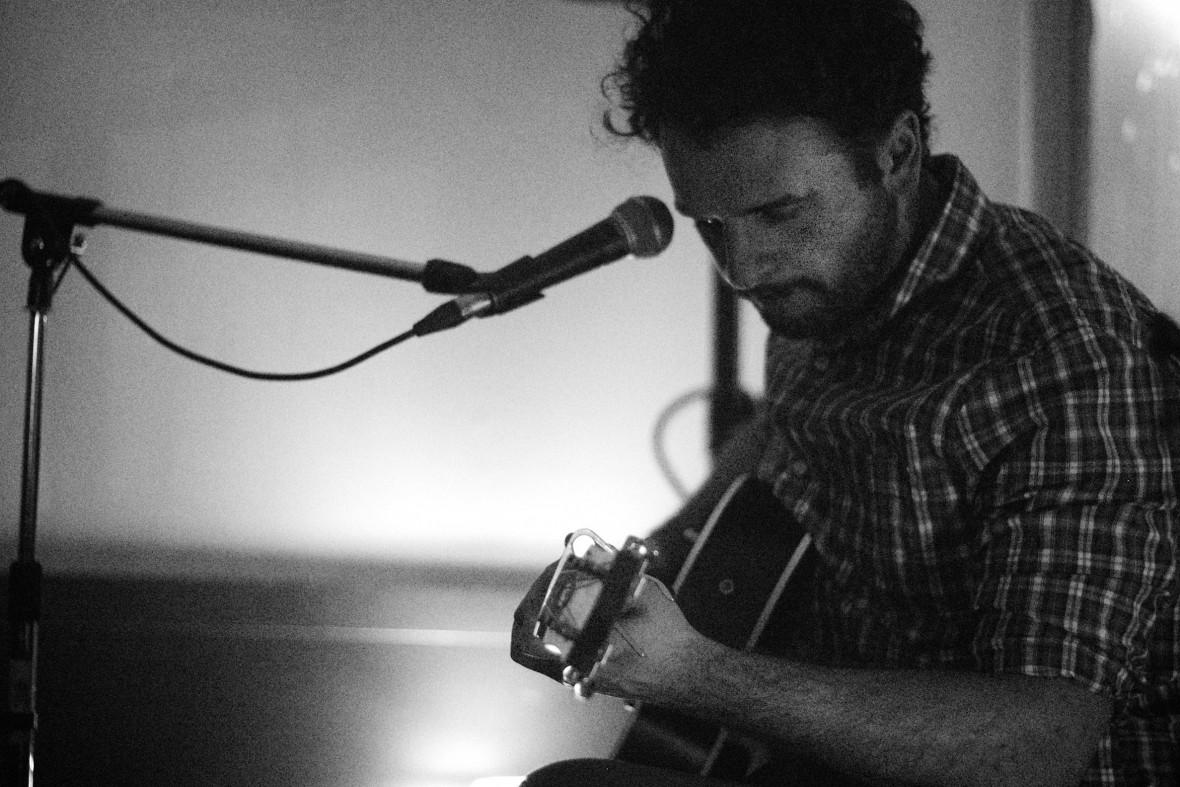 live at the belljar -  Whitebrow & Corey Isenor